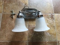 Light Fixture / Bathroom Sconce in Joliet, Illinois