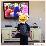 """42"""" LCD Samsung TV - In great condition in Fort Carson, Colorado"""