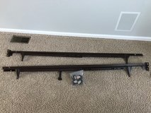 Queen Size Bed Rails and Rollers in Joliet, Illinois