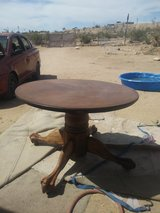 table no chairs in 29 Palms, California