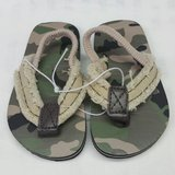 Toddler Boys Camo Flops NEW! in Fort Benning, Georgia