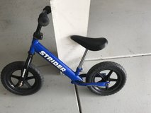 Strider bike in Aurora, Illinois