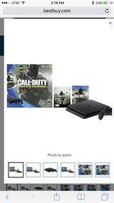 PlayStation 4 With 4 Games in Fort Bragg, North Carolina