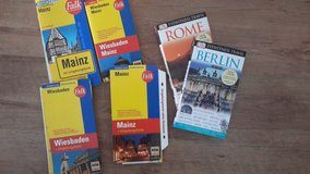 Travel Books and Maps in Wiesbaden, GE