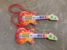 Toy Guitars w/ Real Sounds in Belleville, Illinois