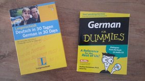 German Learning Book and audio in Wiesbaden, GE