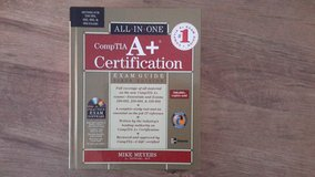 Comp TIA A+ and practice exam CD in Wiesbaden, GE