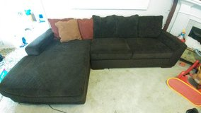 2 piece sectional in Fort Campbell, Kentucky