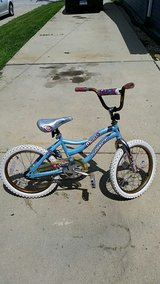 18 inch girls bike in Aurora, Illinois