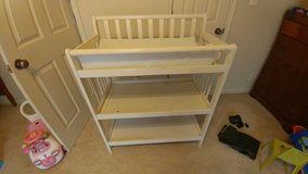 Baby changing table in Fort Campbell, Kentucky