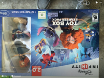 Xbox 360 infinity starter pack and figures in Ramstein, Germany