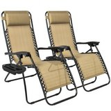 2 Zero Gravity Lounge Chairs in Camp Lejeune, North Carolina