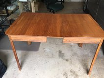 Dining Dinette Small Oak Table in Palatine, Illinois