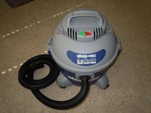 Shop-vac Wet / Dry 6 gallon / 3 HP in Fort Lewis, Washington