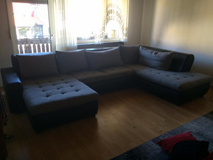 German couch in Ramstein, Germany