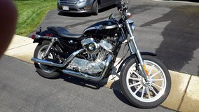 2003 Harley Sportster in Aurora, Illinois