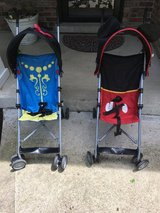 Disney Umbrella Strollers in Glendale Heights, Illinois
