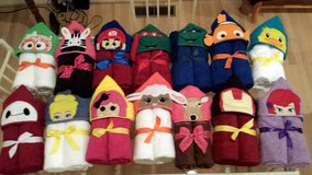 Kids Hooded Towels. Message us. in Cherry Point, North Carolina