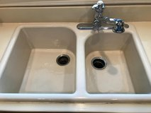 Kitchen faucet and sink in Elgin, Illinois