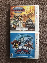 2 Skylanders 3DS games in Camp Lejeune, North Carolina