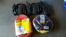 power cord, extensions, surge protectors in Fort Lewis, Washington