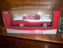 Sun Star 1957 Red Ford Fairlane 1:18 scale in Spring, Texas
