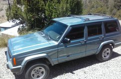 99 Jeep Cherokee 4X4 Sport in Alamogordo, New Mexico