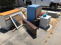 free stuff furniture and toys in Vacaville, California