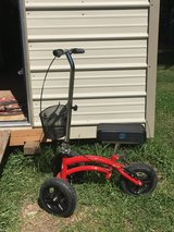 Knee scooter in Fort Polk, Louisiana