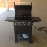 Gas Grill......Just in time for Summer fun in Alamogordo, New Mexico