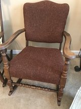 Antique rocking chair in Warner Robins, Georgia