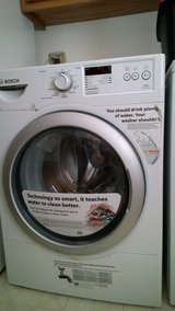 bosch he front load washer/ washing machine in Bolingbrook, Illinois