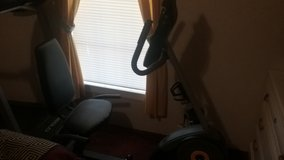 Gold's Gym Cycle Trainer 400 R Exercise Bike in Moody AFB, Georgia
