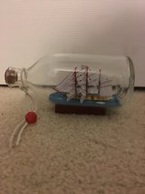 NEW Ship in a Bottle in Camp Lejeune, North Carolina