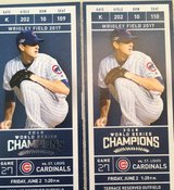 CUBS v CARDINALS TICKETS 6/2 and 6/3 in Bolingbrook, Illinois