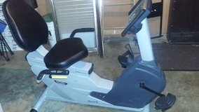 Exercise bike in Aurora, Illinois