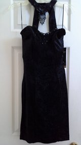 NEW Black Evening Dress (Small) in Camp Pendleton, California