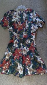 Summer Colette Dress (medium) in Camp Pendleton, California