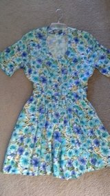Summer Colette Dress (size 7/8) in Camp Pendleton, California