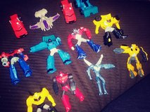 Transformers toy lot in Spring, Texas