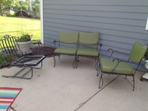 Wrought Iron Chairs in Bartlett, Illinois