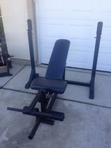 Olympic weight bench (extreme heavy duty) in Oceanside, California