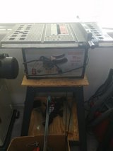 """10"""" table saw in 29 Palms, California"""