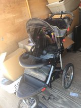 jogging stroller needs wiped off in 29 Palms, California