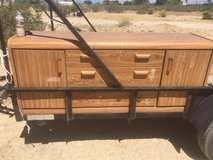 good usable dresser with mirror that cracked in 29 Palms, California