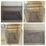 Large Dog Crate in Fort Irwin, California