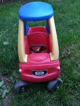 Cozy Coupe in Bolingbrook, Illinois