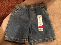NWT 3T Denim Shorts in Bolingbrook, Illinois