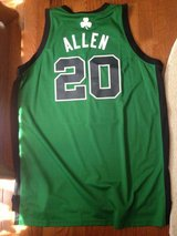 Adidas Boston Celtics Ray Allen #20 Jersey in Tyndall AFB, Florida