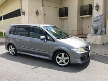 2002 Mazda Premacy in Okinawa, Japan
